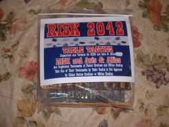 Risk 2042 (fan expansion for Risk / Axis & Allies)