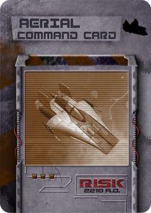 Risk 2210 A.D.: Aerial Assault Command Deck