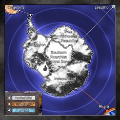 Risk 2210 A.D.: Antarctica Expansion