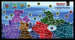 Risk 2210 A.D. Frontline: Season One – Mars