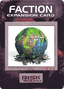 Risk 2210 A.D. Frontline: Season Three – Factions