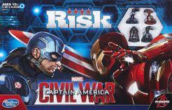 Risk: Captain America – Civil War Edition