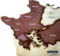 Risk Édition Napoléon: Extension Empire Ottoman