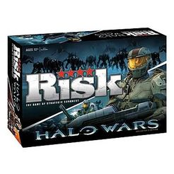 Risk: Halo Wars Collector's Edition
