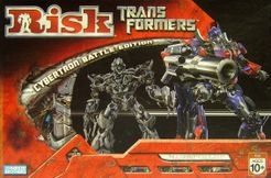 Risk: Transformers – Cybertron Battle Edition