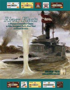 River Fleets: A Panzer Grenadier Game
