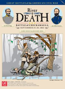 River of Death: Battle of Chickamauga, September 19-20, 1863