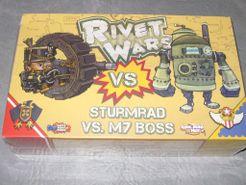 Rivet Wars: Sturmrad vs. M7 Boss