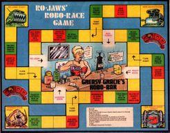 Ro-jaws' Robo-Race Game