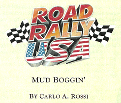 Road Rally USA: Mud Boggin'