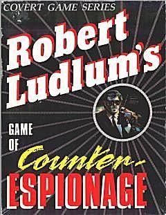 Robert Ludlum's Game of Counter Espionage