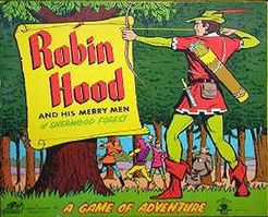 Robin Hood and his Merry Men of Sherwood Forest