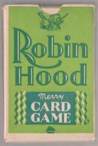 Robin Hood Merry Card Game