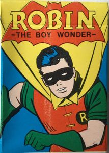 Robin: The Boy Wonder