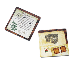 Robinson Crusoe: Adventures on the Cursed Island – Herb Garden and Pen