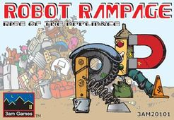 Robot Rampage:  Rise of the Appliance