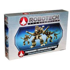 Robotech RPG Tactics: UEDF Tomahawk / Defender Destroids
