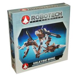 Robotech RPG Tactics: UEDF Valkyrie Wing
