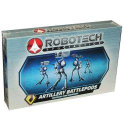 Robotech RPG Tactics: Zentraedi Artillery Battlepods