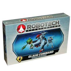 Robotech RPG Tactics: Zentraedi Glaug Command Pack