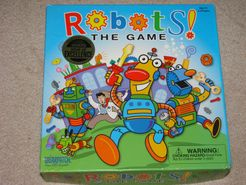 Robots! The Game