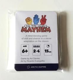 Rock Paper Scissor Mayhem