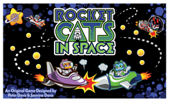 Rocket Cats in Space!