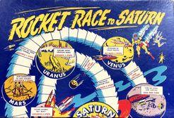 Rocket Race to Saturn