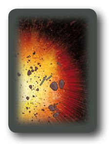 Rockwell:  Explosion Cards