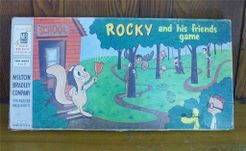 Rocky and his Friends Game