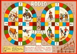 Rodeo, The Wild West Game