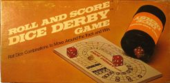 Roll and Score Dice Derby Game