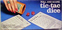 Roll and Score Tic Tac Dice