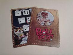 Roll for It! Deluxe Edition: Owlbear
