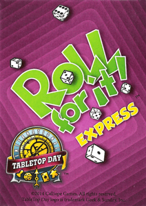 Roll For It! Express