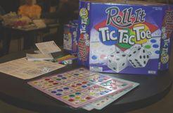 Roll-It Tic-Tac-Toe