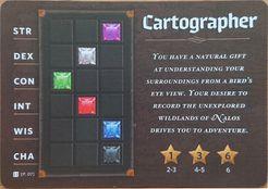 Roll Player: Cartographer Backstory Promo Card