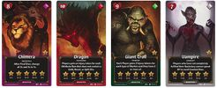 Roll Player: Lenticular Monster Cards Promo Pack
