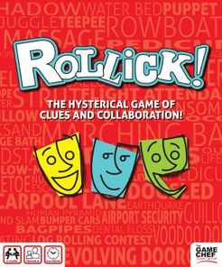 ROLLICK!  The Hysterical Game of Clues and Collaboration