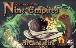 Romance of the Nine Empires: Arcane Fire