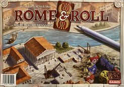Rome & Roll: Characters Expansion