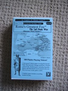 Rome's Greatest Foe: 2nd Punic War