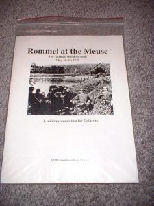 Rommel at the Meuse