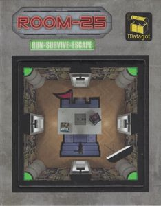 Room 25: Dice Tower Promo 2016
