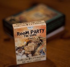 Room Party: The Game! – The FurCon Expansion