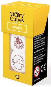 Rory's Story Cubes: Medic