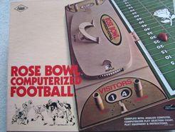 Rose Bowl Computerized Football