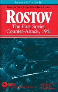 Rostov: The First Soviet Counter-Attack, 1941