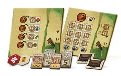 Round House: 1st Expansion – Additional Tiles
