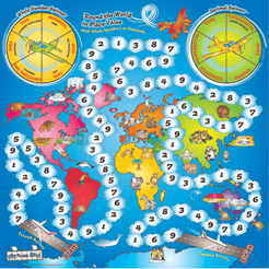 Round the World in Place Value